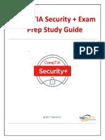 security+ prep guide