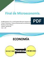 MICROECONOMÍA INFORME