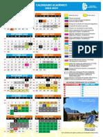 Calendario Académico 2018-2019 (1)