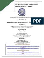 Ade Lab Manual 3rd Cse 10csl37 Version 1