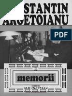 69268970 Constantin Argetoianu Memorii Pentru Cei de Maine Amintiri Din Vremea Celor de Ieri Volumul 10 Partea a VIII a 1932 1934