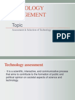 assessment and selection of technology.pptx