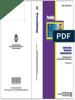 Cover Prosiding SEMNAS 2015 UNY