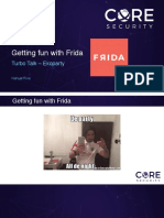 Getting fun with Frida-Ekoparty-21-10-2016 pdf | Areas Of