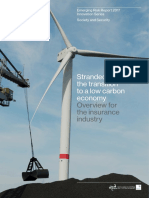 Stranded Assets the Transition to a Low Carbon Economy