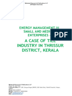 Energy Management in Small and Medium Enterprises [www.writekraft.com]