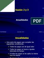 Sesion_2 y 3 Anualidades