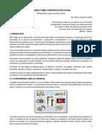 El Genero Como Proceso de Construccion - Caloretti