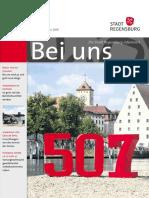 Stadt Regensburg - Bei uns 4/2018