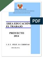 Diseño Curricular Diversificado Del Área