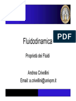2) Proprieta Fluidi 2