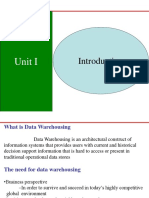 Rameswar CS2032 Data Warehousing and Data Mining Ppt Unit I