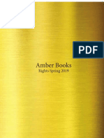 Amber Rights Catalogue Spring 2019