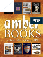 Amber Spring 2019 Trade Books Publishing Catalog