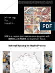 Introduction to Housing for Health