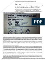 Guía Rápida de Magia [Del Caos] Práctica, Por Dead Jellyfish _ Habitantes Del Caos
