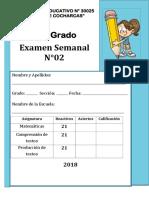 examen semanal 02
