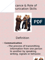 Cs. Communication