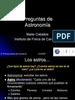 Astrofisica Bolivia