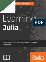Learning Julia