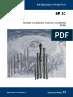 Grundfosliterature SP 30 PT L