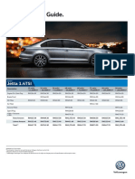 Service Pricing Jetta1 4