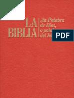1989 - La Biblia La Palabra de Dios o La Palabra Del Hombre.pdf