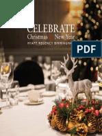 Hyatt Regency Christmas
