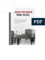 Hessel, F. - Paseos por Berlín
