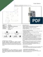 Ficha Tecnica  801-50