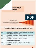 4. Kamus indikator Mutu Kemkes.ppt