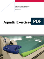 EAquatic Therapy