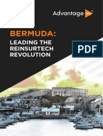 Bermuda - Leading the ReinsurTech Revolution