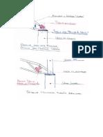 Corte Estructura - Movimiento Tubería
