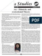 170 Gilroy - Ethnicity and Postcolonial Theory