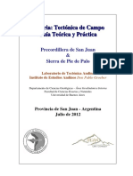 Guia Teorica Tectonica Campo 2012
