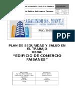 Plan de Seguridad en Edificaciones Model