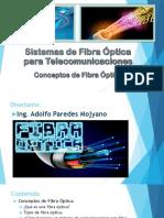 1.- Conceptos Fibra Óptica