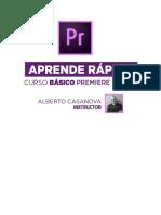 Curso básico Premiere Pro CC 2018