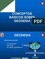 Geodesia y topografia