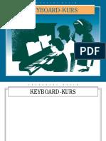 Keyboard Lehrbuch
