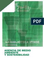 Programa Educación Ambiental curso 2018 - 2019