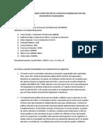 Ayuda Memoria Reunión Comité IDEC 19 de Junio 2017 Corregida