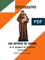 San Antonio de Guerra en El Transcurso de La Historia .