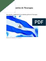 Símbolos Patrios de Nicaragua