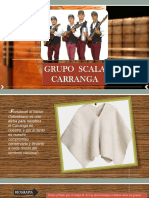 Brochure Grupo Scala Carranga
