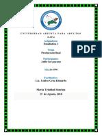 PRODUCCION FINAL ESTADISTICA I. ANLLY LUZ (Autoguardado).docx