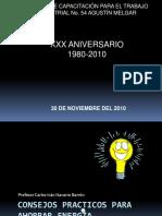 CONSEJOS PRACTICOS PARA AHORRAR ENERGIA[1].ppt