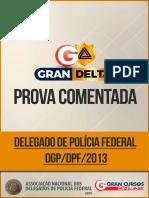 PF 2012 - Prova Comentada