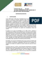 PROYECTO REFORMA CD 1448 de 2011 Versión Radicada